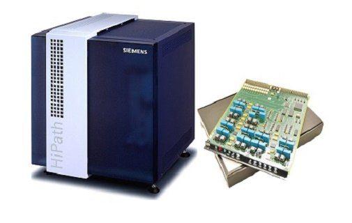 Danh sách Card Tổng đài Siemens Hipath 4000