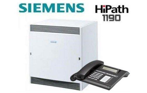 Hướng dẫn lập trình cài đặt tổng đài Siemens Hipath 1190
