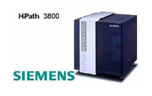Danh sách Card tổng đài Siemens Hipath 3800