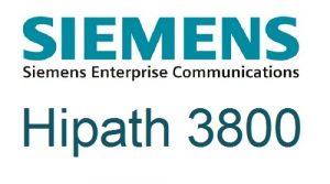 Linh kiện tổng đài Siemens Hipath 3800