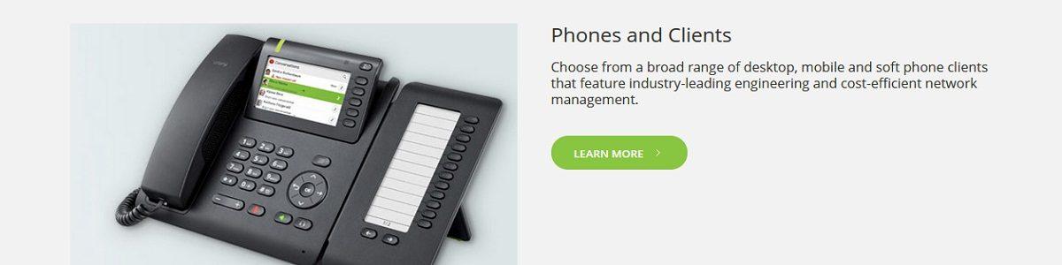 Điện thoại Unify phone
